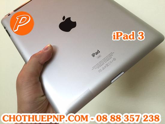 Hệ thống loa của iPad 3 giữ nguyên như iPad 2