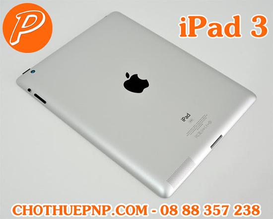 Ipad 3 có thiết kế dày và nặng hơn so với iPad 2