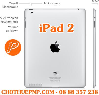 Ipad 2 mỏng một cách đáng ngạc nhiên,bề dày chỉ có 8.8mm. Mỏng hơn cả Iphone 4.