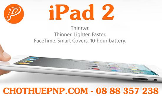 iPad 2vẫn có một thiết kế đẳng cấp tính đến thời điểm hiện tại
