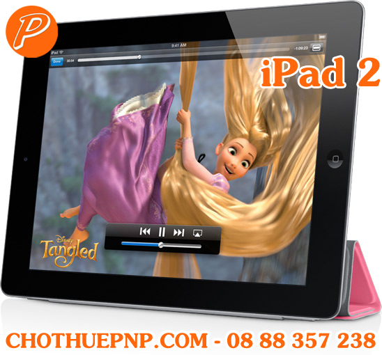 iPad 2có Màn hình góc rộng đa chạm LED-backlit 9.7-inch