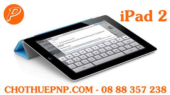 iPad 2được trang bị Pin có dung lượng 6930 mAh (25Wh) cho thời gian chờ lên đến 720 giờ