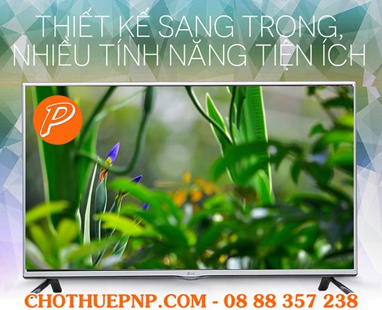 Cho Thuê Tivi 42 Inch